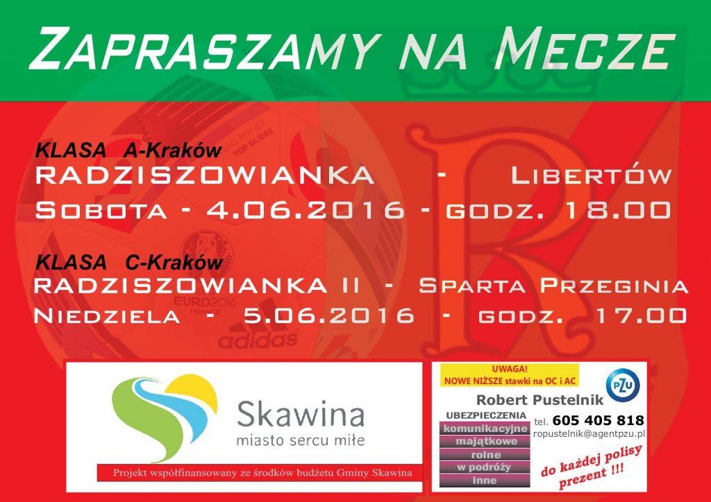 mecze 4-5.06.2016 (2)